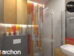 projekt Dom w mango 2 Wizualizacja łazienki (wizualizacja 3 widok 2)