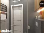 projekt Dom w mango 2 Wizualizacja łazienki (wizualizacja 3 widok 5)