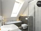 projekt Dom w mango 2 Wizualizacja łazienki (wizualizacja 4 widok 1)