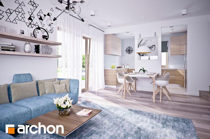 Projekt dom w lucernie 4  24450