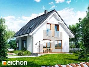 Projekt dom w rododendronach 11 n  260