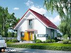 projekt Dom w rododendronach 11 (N) Stylizacja 3