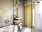 projekt Dom w rododendronach 6 Wizualizacja łazienki (wizualizacja 3 widok 2)