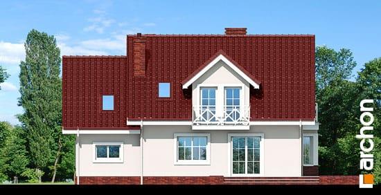 Projekt dom w rododendronach 6 ver 3  267