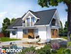 projekt Dom w rododendronach 6 Stylizacja 4