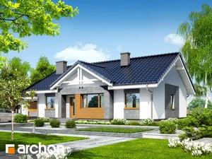 projekt Dom w akebiach 4