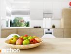 projekt Dom w jabłonkach Aranżacja kuchni 1 widok 4