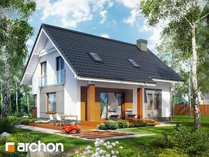 Projekt dom w jablonkach  260