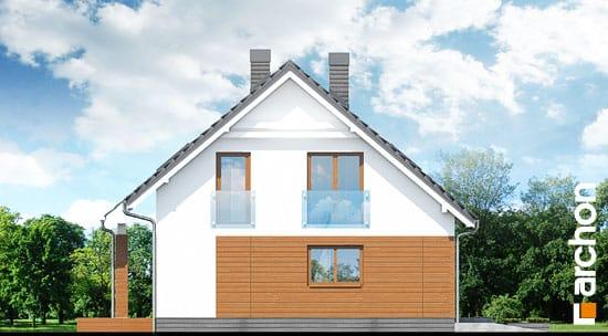 Projekt dom w jablonkach  266