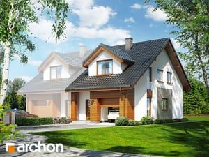 projekt Dom pod miłorzębem (GB)