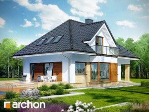 Projekt dom w awokado n  260