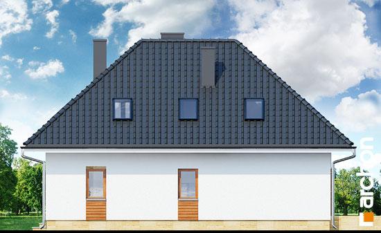 Projekt dom w awokado n  267