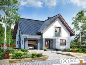 Projekt dom w milowonkach  252lo