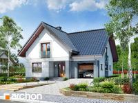 Projekt dom w milowonkach  259