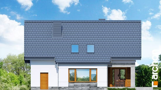 Projekt dom w janowcach  267
