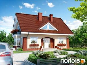 Projekt dom w koniczynce 2 ver 2  252lo