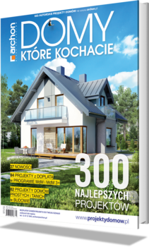 Zamów bezpłatny katalog z projektami domów ARCHON+