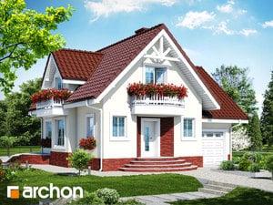 projekt Dom w antonówkach (GT)