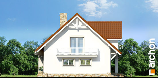 Elewacja boczna projekt dom w asparagusach ver 2  266
