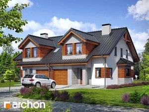 projekt Dom w klematisach 9 (T)