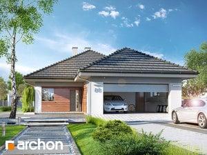 projekt Dom w modrzewnicy 2 (G2)