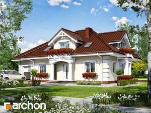 projekt Dom w jeżówkach 2