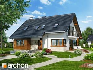 projekt Dom w idaredach 3