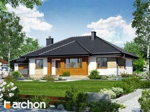 projekt Dom w akebiach