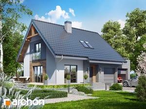 projekt Dom w lucernie 4 (G2)