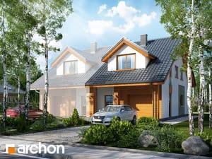 projekt Dom pod miłorzębem 6 (GB)
