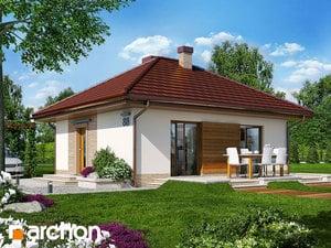 projekt Dom w kuklikach