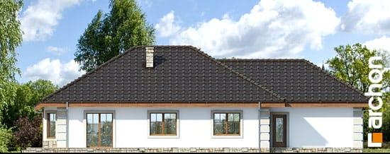 Elewacja ogrodowa projekt dom pod jarzabem g2 ver 2  267