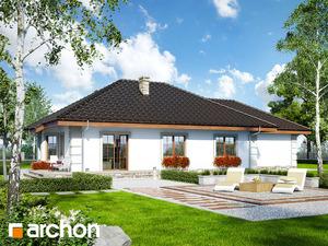 Projekt dom pod jarzabem g2 ver 2  260