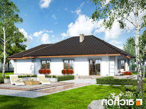 Projekt dom pod jarzabem g2 ver 2  260lo