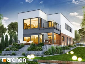 Projekty domów nowoczesnych