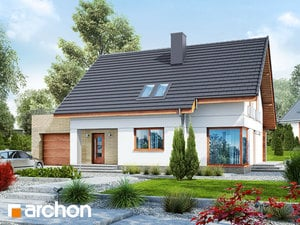 projekt Dom w cytryńcach 2