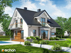 projekt Dom w rododendronach Stylizacja 4