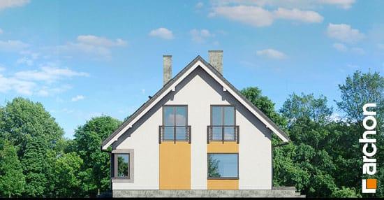 Elewacja boczna projekt dom w wilcach ver 2  265