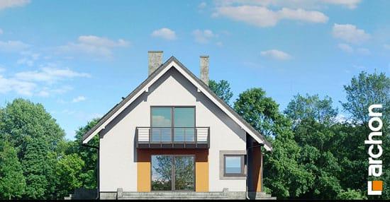 Elewacja boczna projekt dom w wilcach ver 2  266