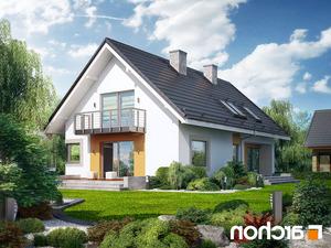 Projekt dom w wilcach ver 2  260lo