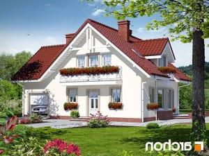 Projekt dom w rododendronach 2 ver 2  252lo
