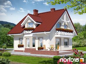Projekt dom w rododendronach 2 ver 2  260lo