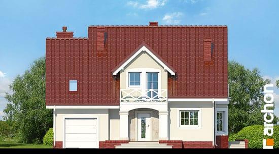 Elewacja frontowa projekt dom w tamaryszkach 4 ver 2  264
