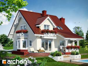 Projekt dom w tamaryszkach 4 ver 2  260