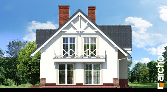 Projekt dom w groszku 4 ver 2  266