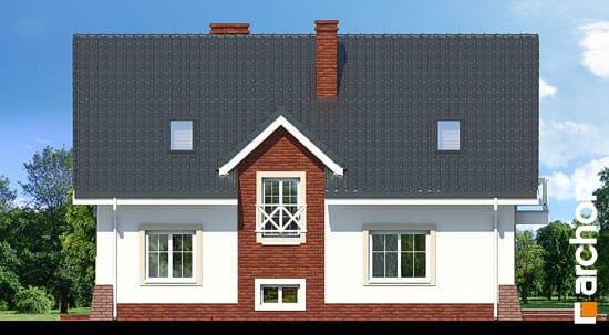 Projekt dom w groszku 4 ver 2  267