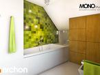 projekt Dom w zielistkach Wizualizacja łazienki (wizualizacja 1 widok 2)
