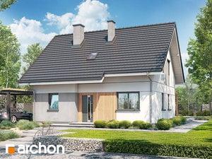 Projekt dom w zielistkach ver 2  260
