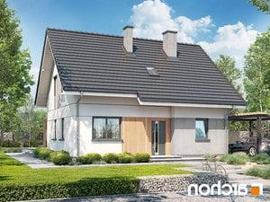 Projekt dom w zielistkach ver 2  260lo