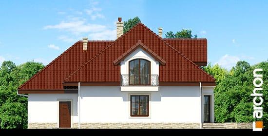Elewacja ogrodowa projekt dom w jasminowcach ver 2  267
